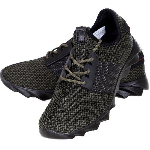 promo code 2547c b19e5 Sneaker Herren-Schuhe Schnürer Sport Design Lauf-Schuhe Profilsohle T-1035