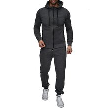 Reslad Jogginganzug Herren Sweat Sportanzug Jogginghose +...