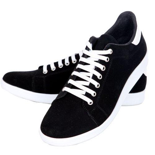 premium selection 5e55e bc2bb Sneaker Herren-Schuhe Velvet Low Cut Samt Freizeit Schnürer K-153