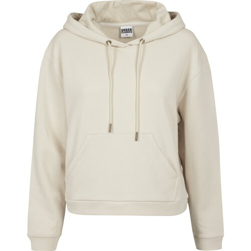 Urban Classics Sweatshirt Damen Basic Sweat Kapuzen Hoodie TB-1633