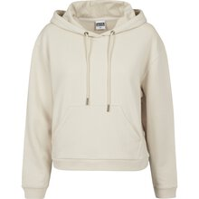 Urban Classics Sweatshirt Damen Basic Sweat Kapuzen...