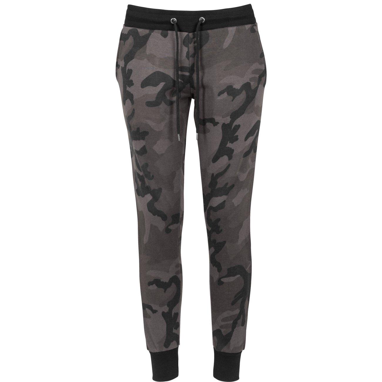 urban classics jogginghose damen fitted lace up sweatpant. Black Bedroom Furniture Sets. Home Design Ideas