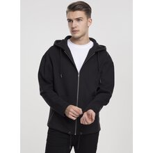 Urban Classics Sweatjacke Herren Long Sweat Kapuzen Zip...