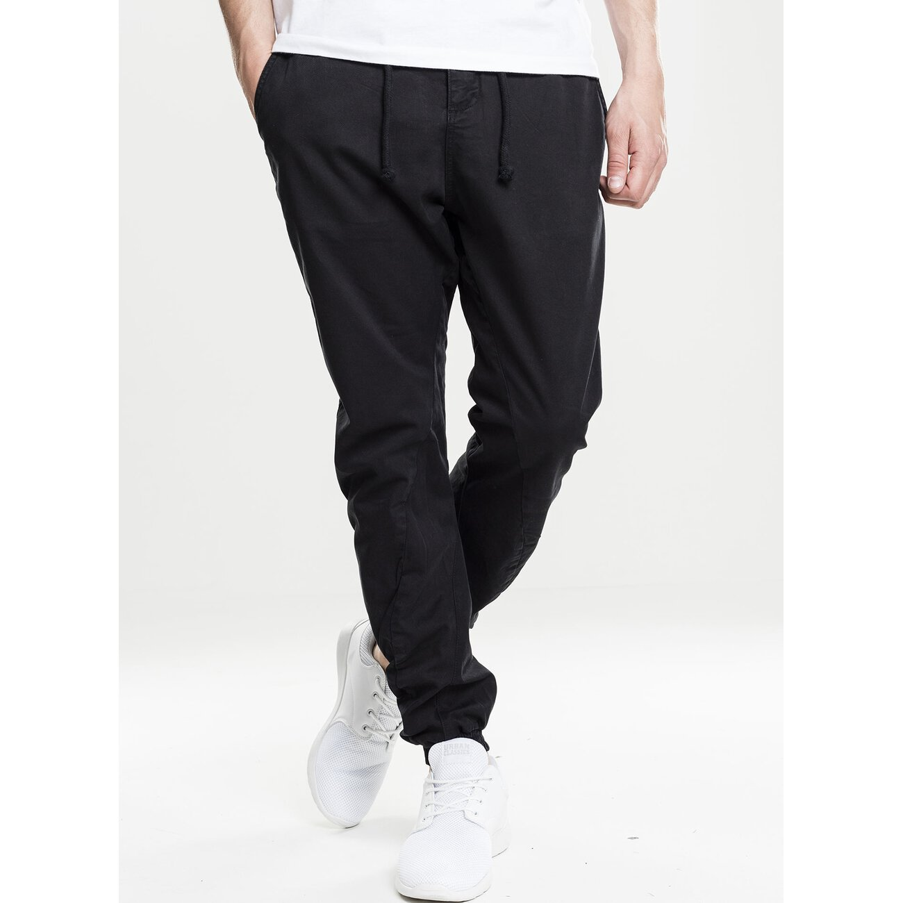 urban classics jogging hose herren stretch jogging pants. Black Bedroom Furniture Sets. Home Design Ideas