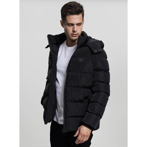 elegantes Aussehen hochwertiges Design Modestil Urban Classics Winter-Jacke Herren Hooded Puffer Kapuzen Jacke TB-1807