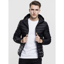 Urban Classics Winter-Jacke Herren Basic Hooded Down...