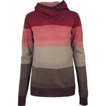 Urban Classics Damen Sweat-Shirt Multicolored Hig Neck...
