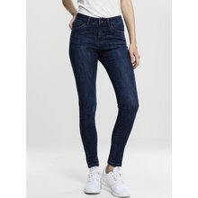 Urban Classics Hose Damen Skinny Denim Stretch Used Look...