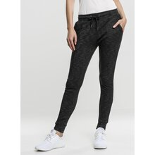 Urban Classics Jogging-Hose Damen Space Dye Terry...
