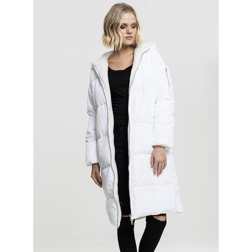 100% Spitzenqualität echte Qualität Sonderangebot Urban Classics Damen-Jacke Oversized Hooded Puffer Coat Winter ...