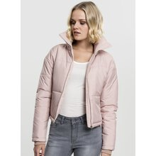 Urban Classics Damen-Jacke Oversized High Neck Jacket...