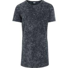 8a802844ec97ec Urban Classics T-Shirt Herren Random Wash Batik Kurzarm Shirt TB-1772  Schwarz XL