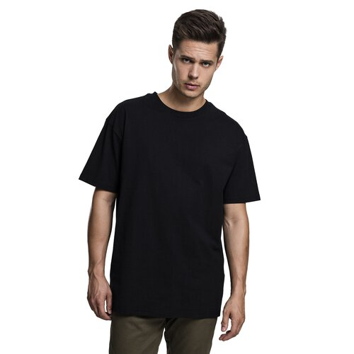 917e023b2c72ef Urban Classics T-Shirt Herren Heavy Jersey-Stoff Oversized Shirt TB-1778  Schwarz ...