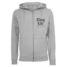 Thug Life Sweatjacke Herren CHEST CITIES Zip Hoodie...