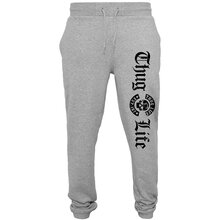 Thug Life Jogginghose Herren OLD ENGLISH Print Sweatpant...