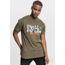 8c033c69050d30 Mister Tee T-Shirt Herren DOLLAR DOLLAR Print Kurzarm Shirt MT-539 Oliv 2XL