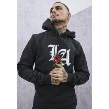 Mister Tee Sweatshirt Herren LA ROSE Hoodie Kapuzen Pullover MT-622  Anthrazit XL c127c54439