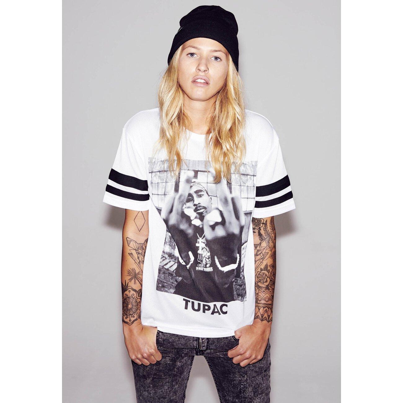 cf26ba087c689f mister-tee-t-shirt-damen-2pac-stripes-print-kurzarm-shirt-mt-363-schwarz.jpg