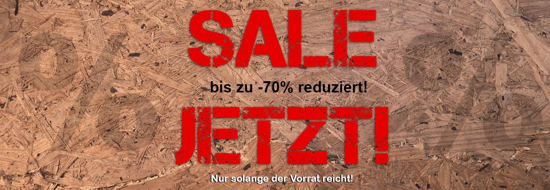 Streetwear Sale bis zu 70% reduziert!