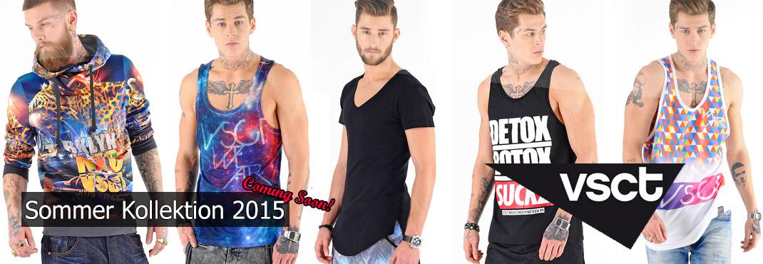 Vsct Sommer Kollektion 2015 dem�chst!
