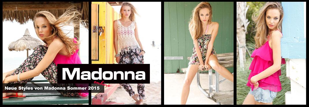 Madonna Fashion Damenbekleidung
