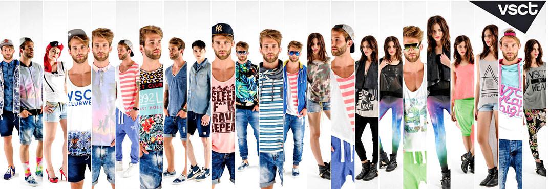 Neue VSCT Klamotten online !